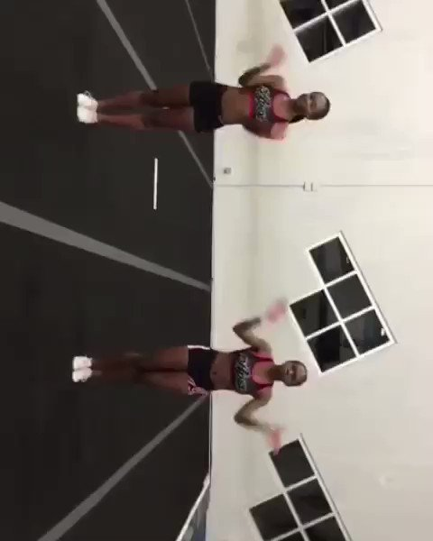 After practice jumps
