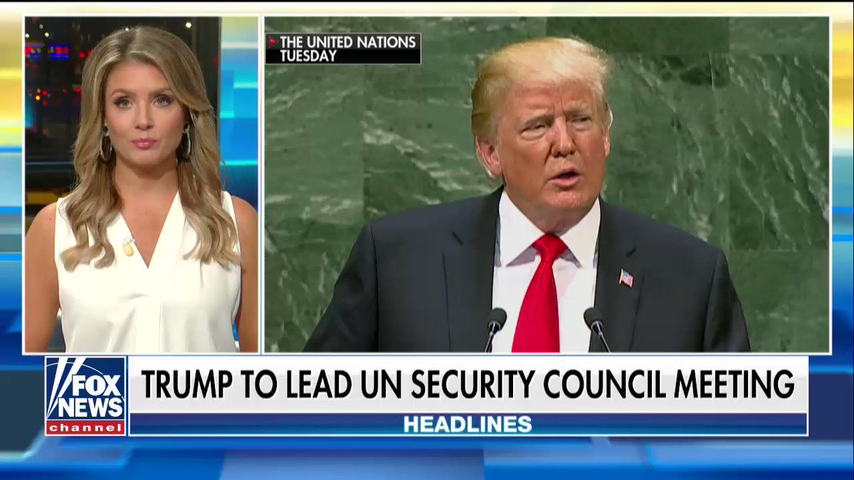 .@POTUS to Lead UN Security Council Meeting https://t.co/Egl8wNM70O
