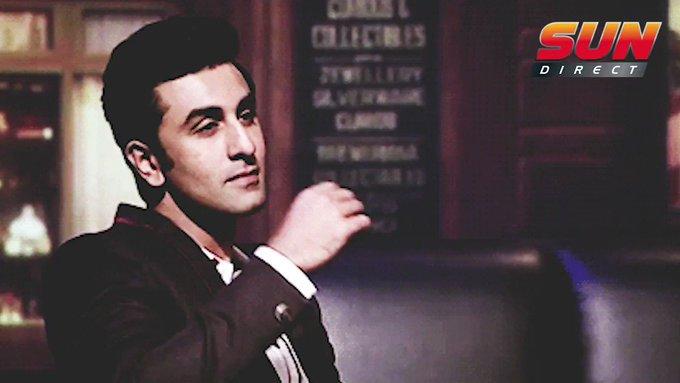 Wishing the chocolate boy of Ranbir Kapoor, a very Happy Birthday!