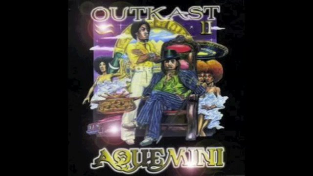 Idk why Andre 3000 is trending but here's a reminder why he's top 5 of all time. #Aquemini