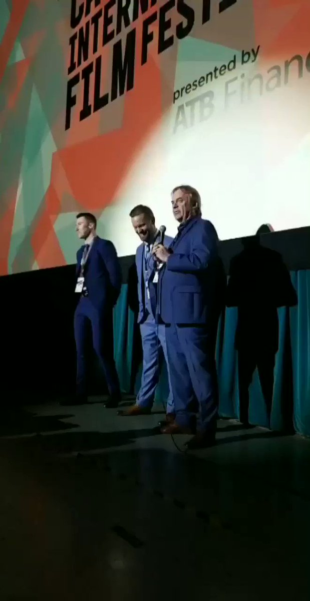 """calgary film on twitter: """"making coco director, don metz and"""