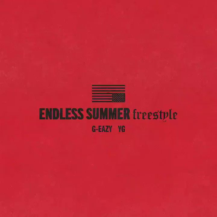 Endless Summer Freestyle with @YG out now go listen: bit.ly/ESFreestyle