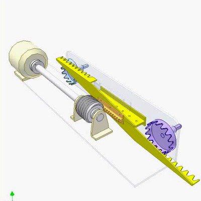 Rack Pinion Mechanism