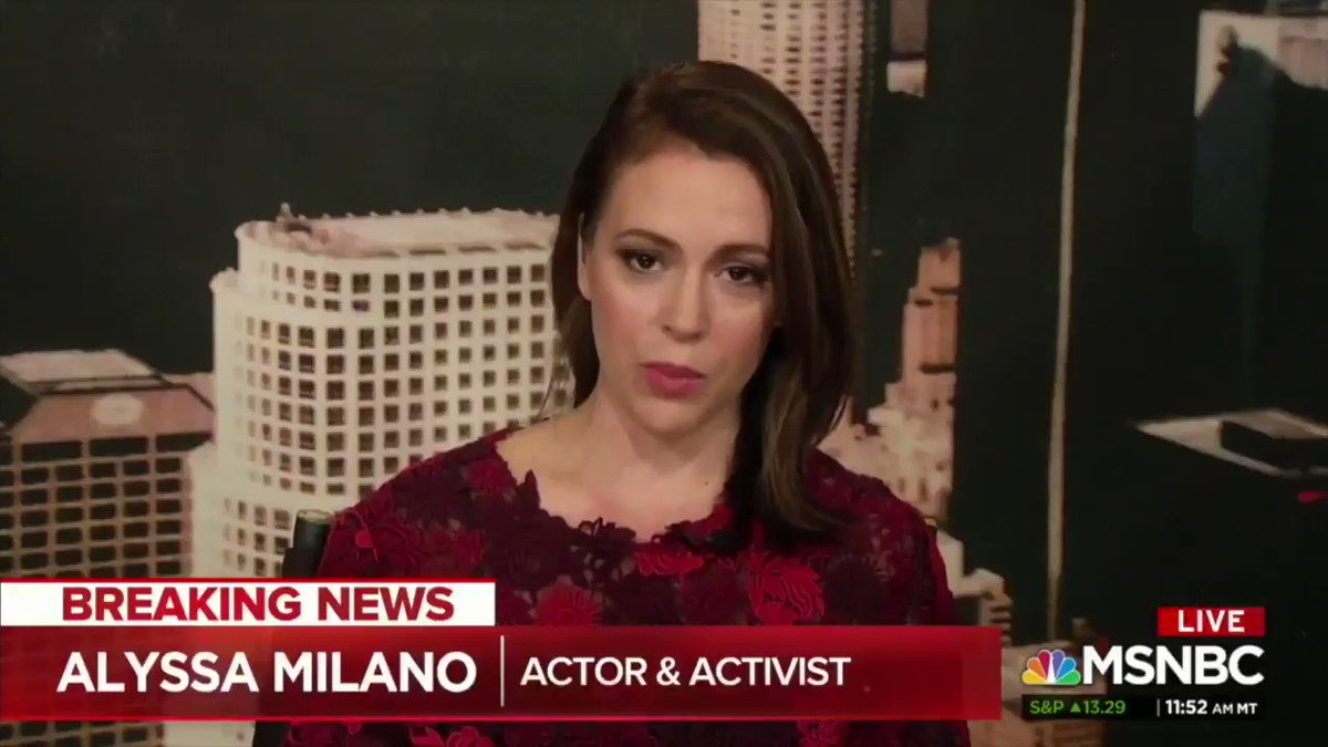"""Alyssa Milano Movie Clips tim young on twitter: """"not saying alyssa milano is crazy"""
