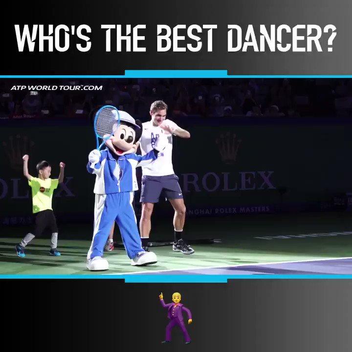 ¿Quién es el mejor bailarín del circuito? 🕺