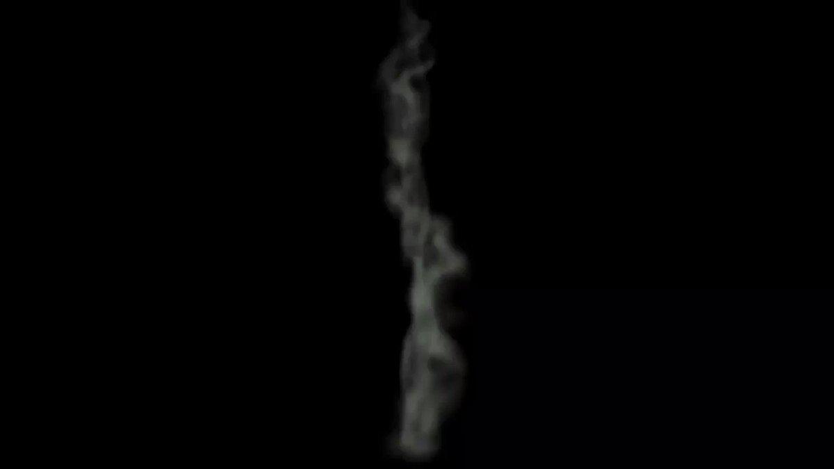 анимационная картинка дыма агронома