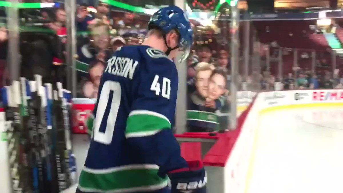Vancouver Canucks on Twitter