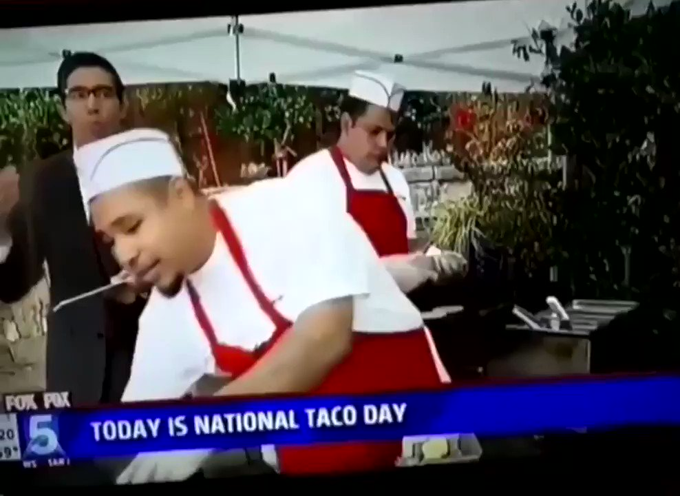 this was on Fox News LMAOOOO i love my raza !