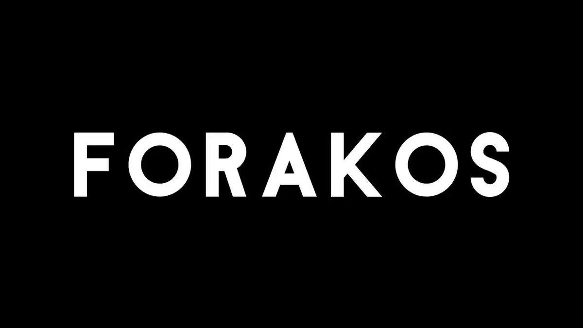 FORAKOS is coming. #NotJustABrand