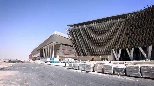 حرم كلية العلوم الحياتية في مدينة صباح السالم الجامعية   @ssuc_kucp  #رؤية_2035 #نيو_كويت #كويت_جديدة https://t.co/RJ0UcQsBaY