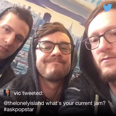 best of the lonely island (@bestoftliboys) on Twitter photo 09/10/2018 00:21:53