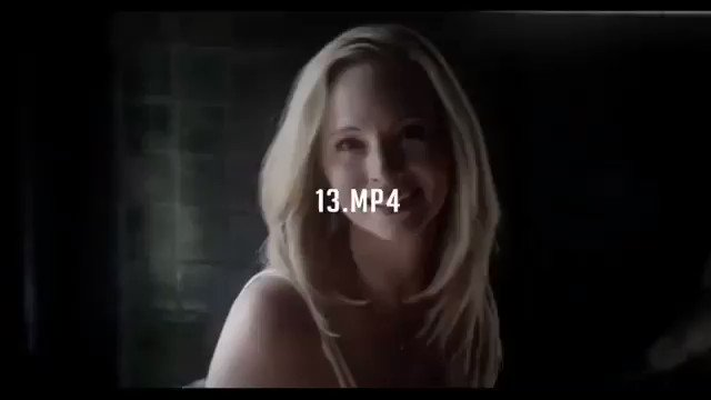 An angel that deserves the world, happy birthday to caroline forbes<3!