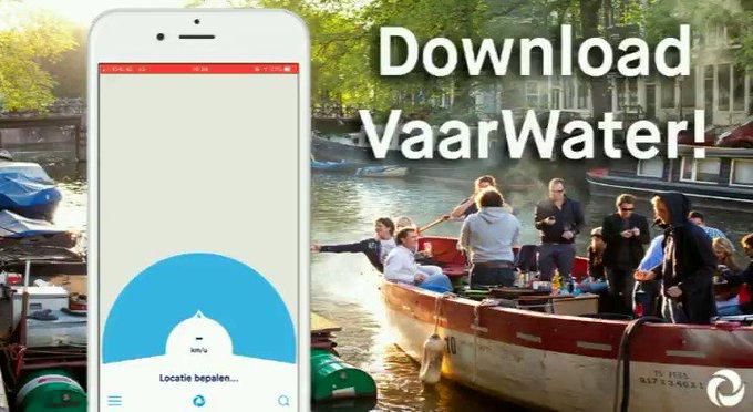 Mooi nazomer weer! ☀ Iedereen nog snel de boot in 😎 Vermijd de drukte en vaar de stad uit. Download de app VaarWater voor vaarroutes.   Welke vaarroute lijkt jou het leukst?
