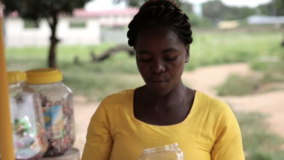 Ruth & Abraham's story shows us together we can #endAIDS — but we can't stop now.