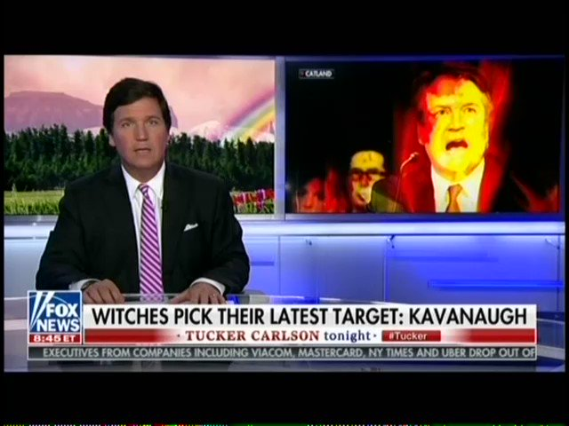 Cursed: witches are scheming a public hexing of Brett Kavanaugh