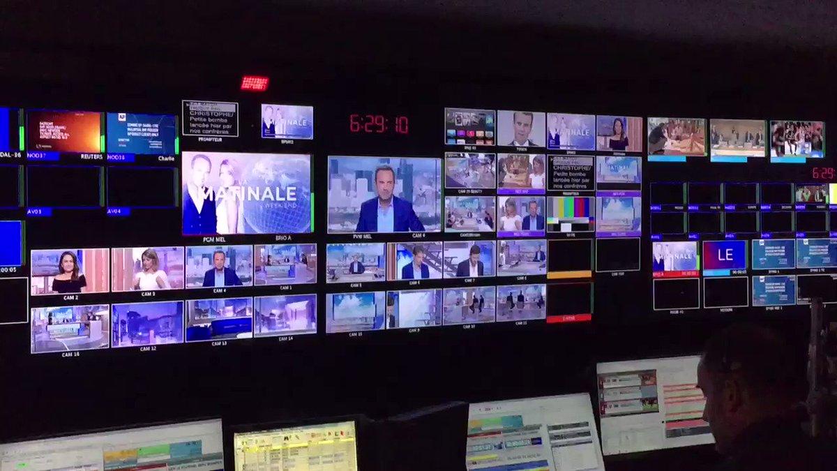 🔴La matinale Weekend c'est maintenant et en direct sur @LCI avec @AcBottet @cmoulinlci @SoleneChavanne @cquarez @TGeffrotin @CoralieDioum