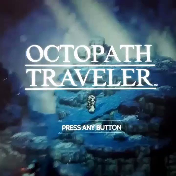 The music and overall atmosphere is so magical in #OctopathTraveler #NintendoSwitch