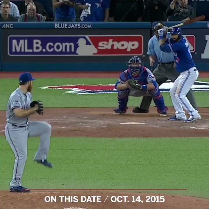 On This Date: Jose Bautista launched his bat into orbit. https://t.co/qXx9tC0ydq