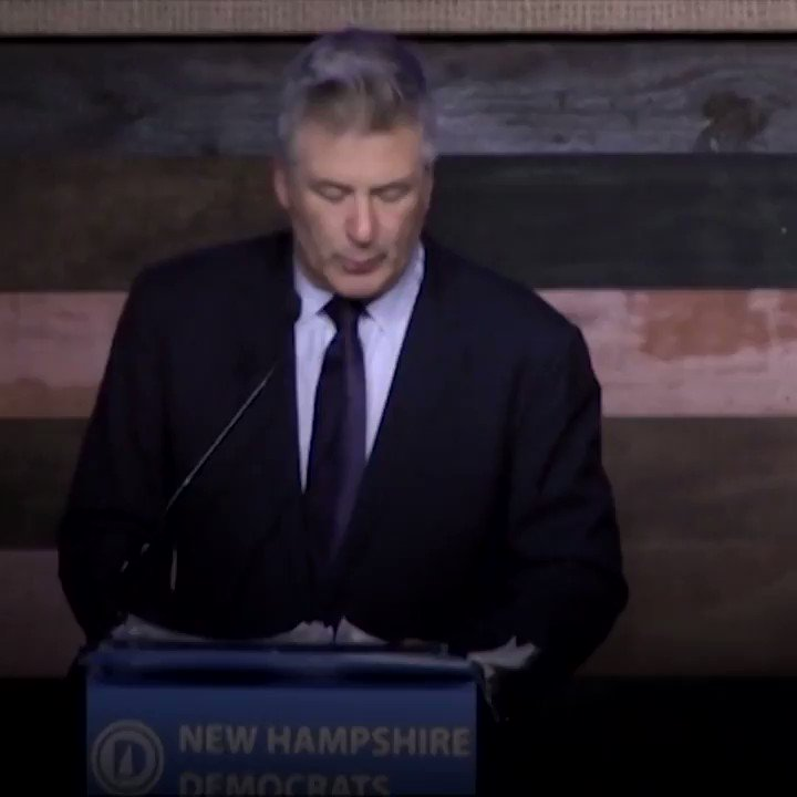 Alec Baldwin: 'We need to overthrow the government of the United States under Donald Trump.' https://t.co/J332cZA7rf