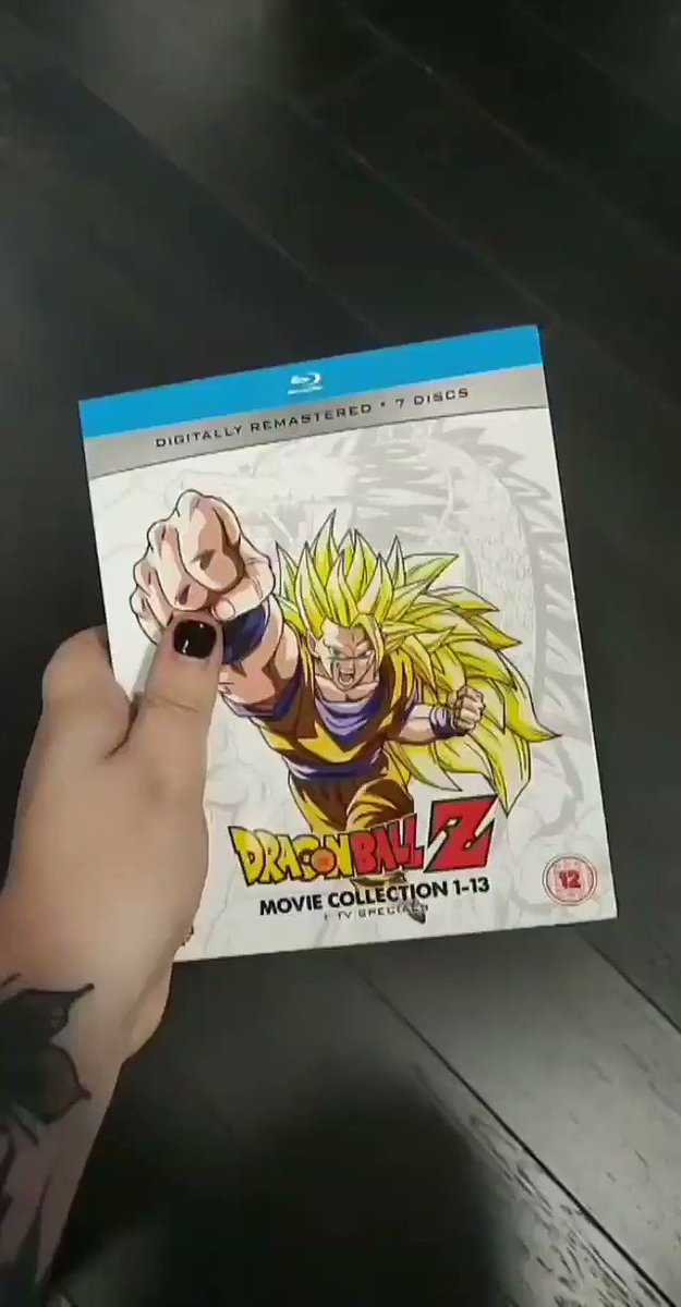 Head to Instagram for a good old nosey at our upcoming DBZ Complete Movie Collection! Instagram.com/manga_uk