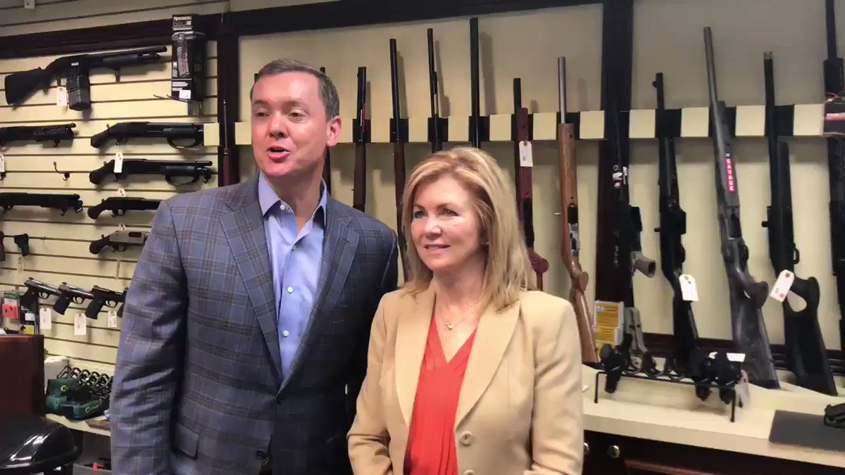 .@ChrisCoxNRA reminding Tennesseans that early voting starts in just 2 days. It's critically important to go to the polls and vote to protect freedom. #2A #NRA
