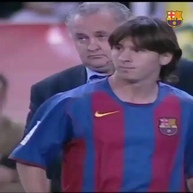 Sebastián García B's photo on Messi