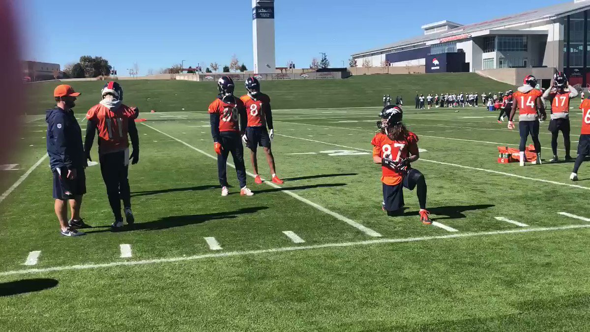 Jordan Taylor has returned to practice. https://t.co/1g4BuAritZ