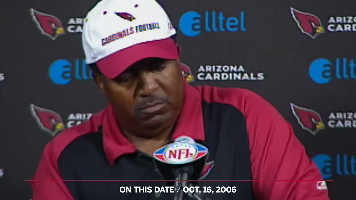 On This Date: 12 years ago today, Denny Green reminded us that the Bears were who we thought they were.