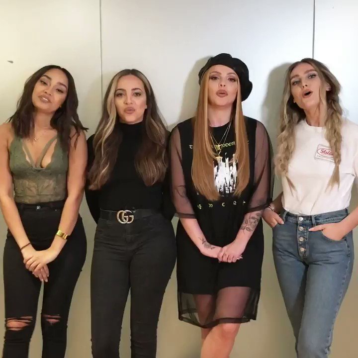 #LM5 is coming �� Check out @LittleMix's Teen Party takeover while we wait �� https://t.co/52PSjCScKW https://t.co/xi1Kh1TPDn