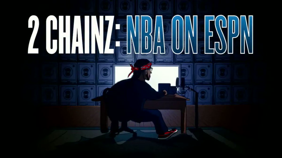 NBA is BACK feat. @2chainz �� https://t.co/fKW3p4I7m5