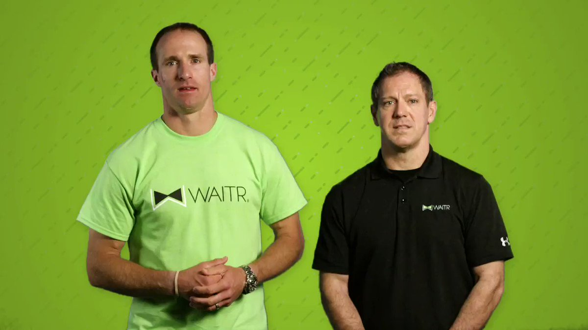 Weve teamed up with @drewbrees this holiday season to feed deserving families in our #ShareThanksgiving program! We need your help go here to donate waitrapp.com/donations/shar… , and go here to nominate deserving families coco143.typeform.com/to/D4UJIM