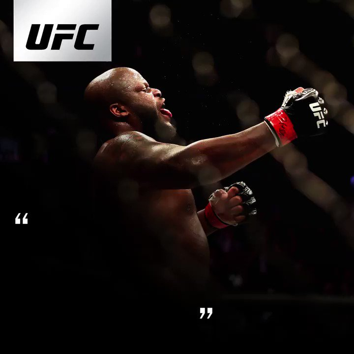 Ready for his biggest chance.  @TheBeast_UFC #UFC230 https://t.co/oBDJqhqHp7