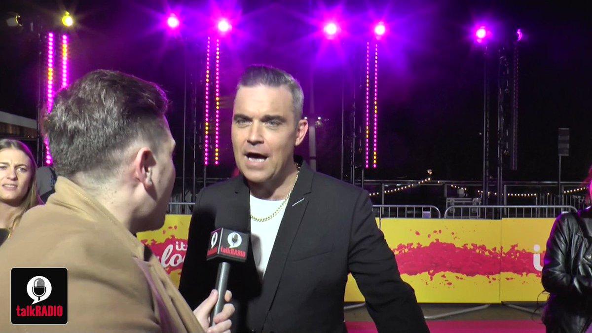 Robbie Williams: I love a firm, hard Brexit Listen live ► talkradio.co.uk/live @JoshRomOfficial | @RobbieWilliams