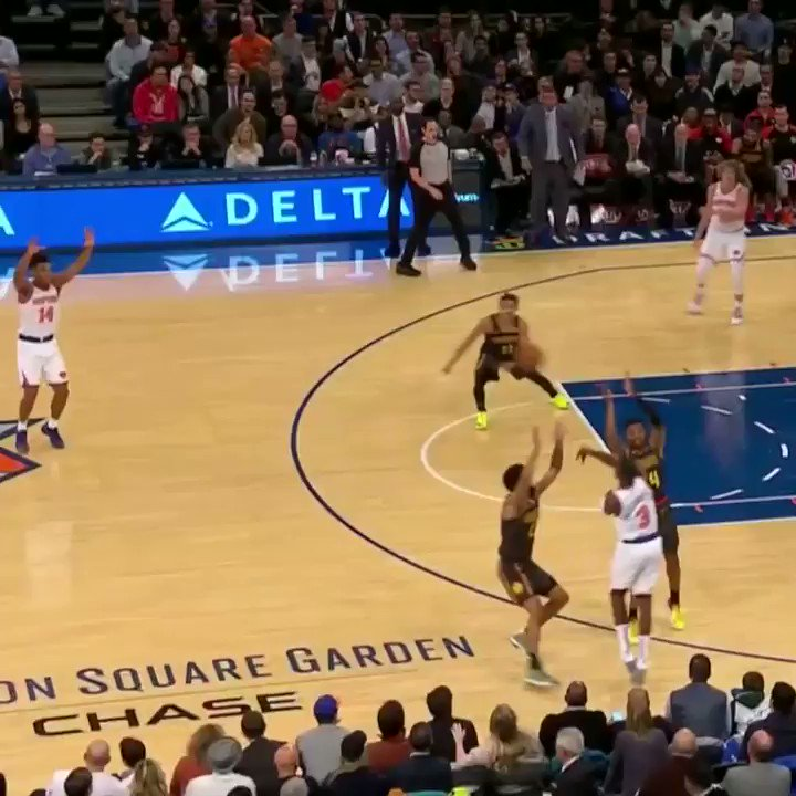 Allonzo Trier with the POSTER. https://t.co/lPT3rtDxzb