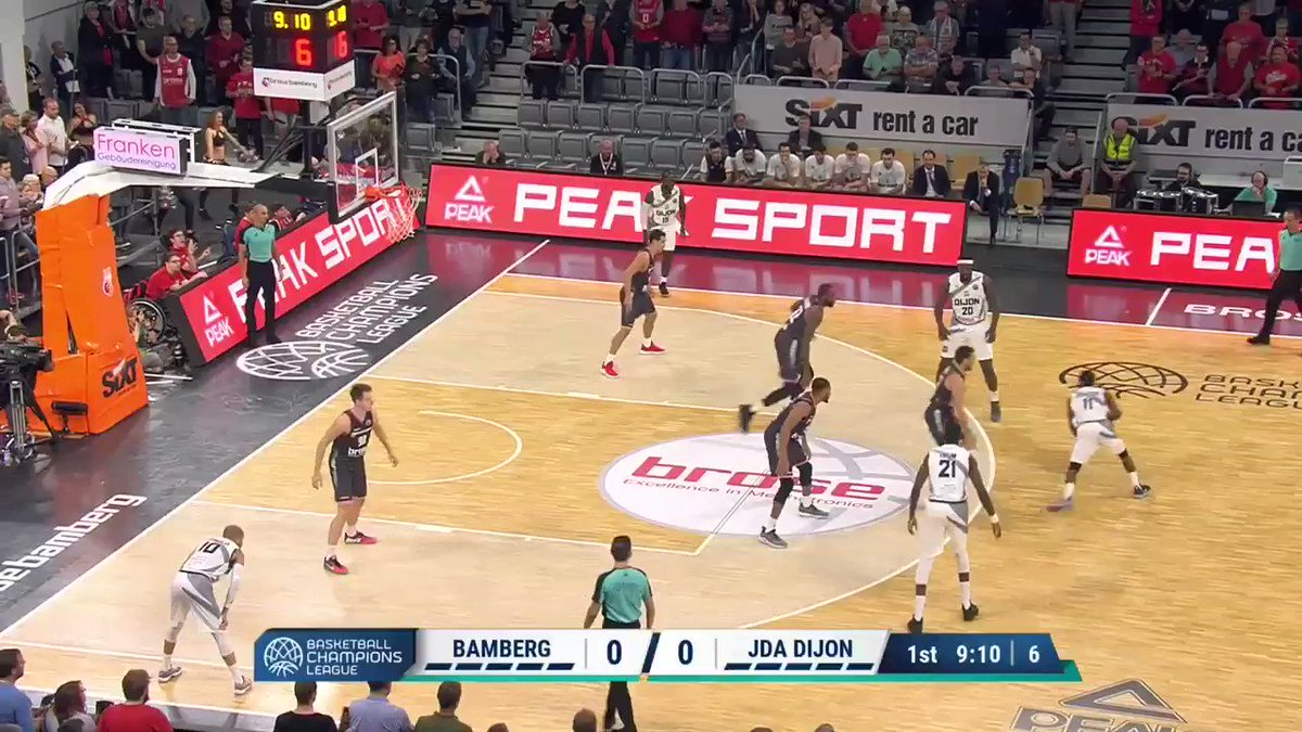 Image for the Tweet beginning: La @jdadijonbasket passe à rien
