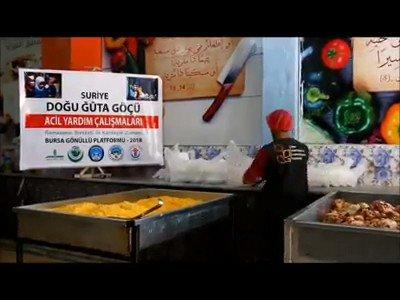 1439 #Ramazanı Şerif #Suriye insani yardım çalışmaları bursa gönülleri 2018 #Emirsultan insani Yardım çalışmaları Bursa #Idlib #Suriye