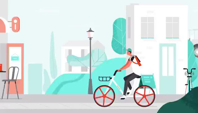 Let's bring cycling back to the city for good, by: 🚲 Abiding by local laws 🚲 Being considerate of others 🚲 Actively setting the standard 🚲 Making sure to #ParkItRight Join the #MobikeMovement: https://t.co/WKCOGzEedB https://t.co/hB4vszIiU1