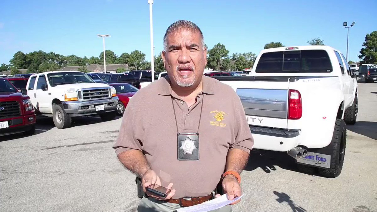 25 seconds is all a thief needs to steal an unlocked tailgate from your pickup, and it happens here in Harris County more than anywhere else in America.  HCSO Auto Theft Unit and our friends at @PlanetFord45 help us show you how to keep from falling victim. #HouNews