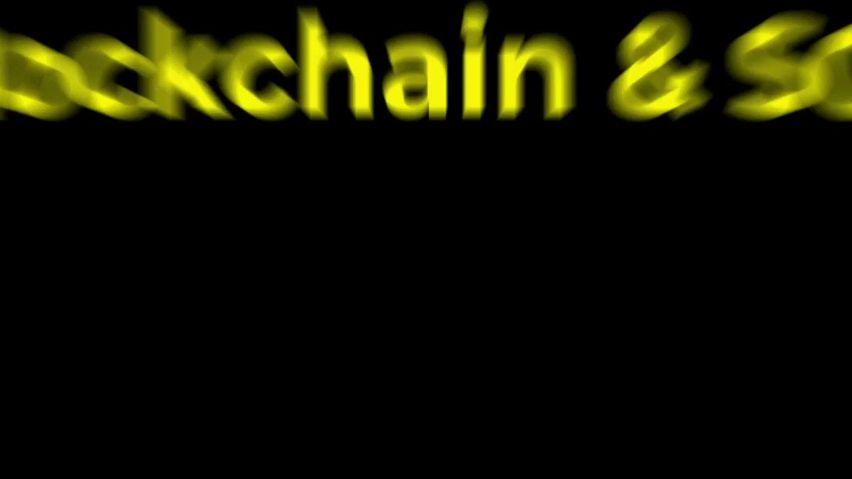 Image for the Tweet beginning: Blockchain and Intel SGX: The