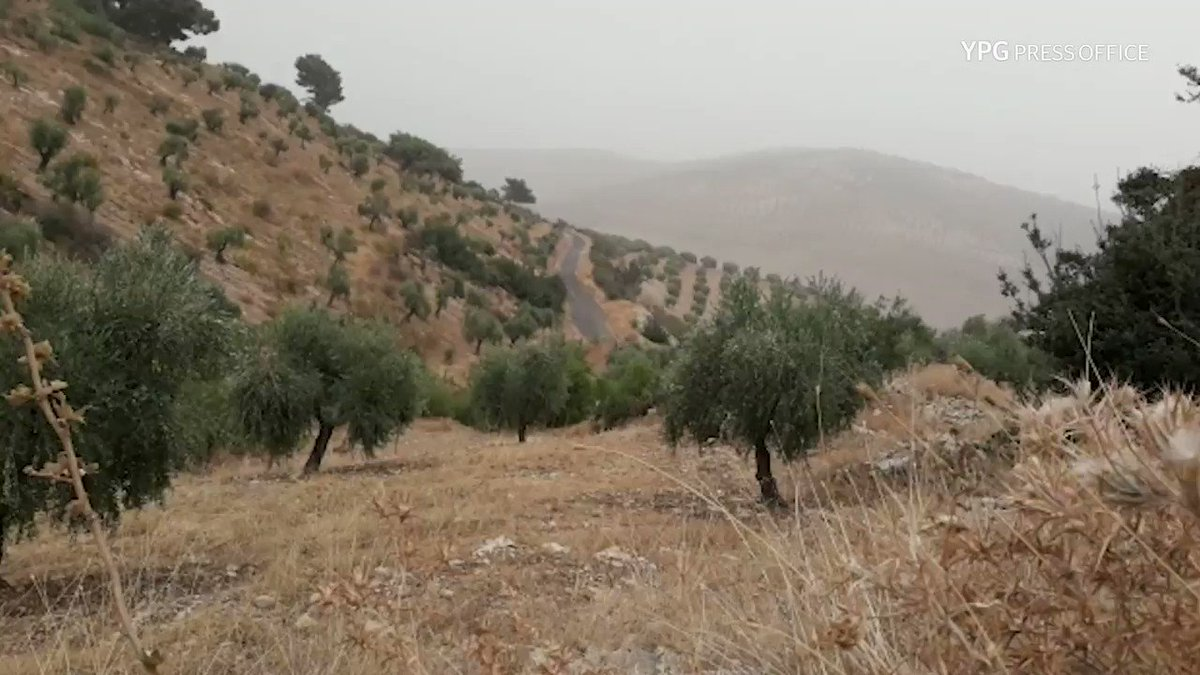 3 invaders killed by our units in #Afrin on October 16-17. https://t.co/lcr4AsZNRx  Operation against terrorists of Sulaiman Shah in Mabata  https://t.co/iwfrD06tqi