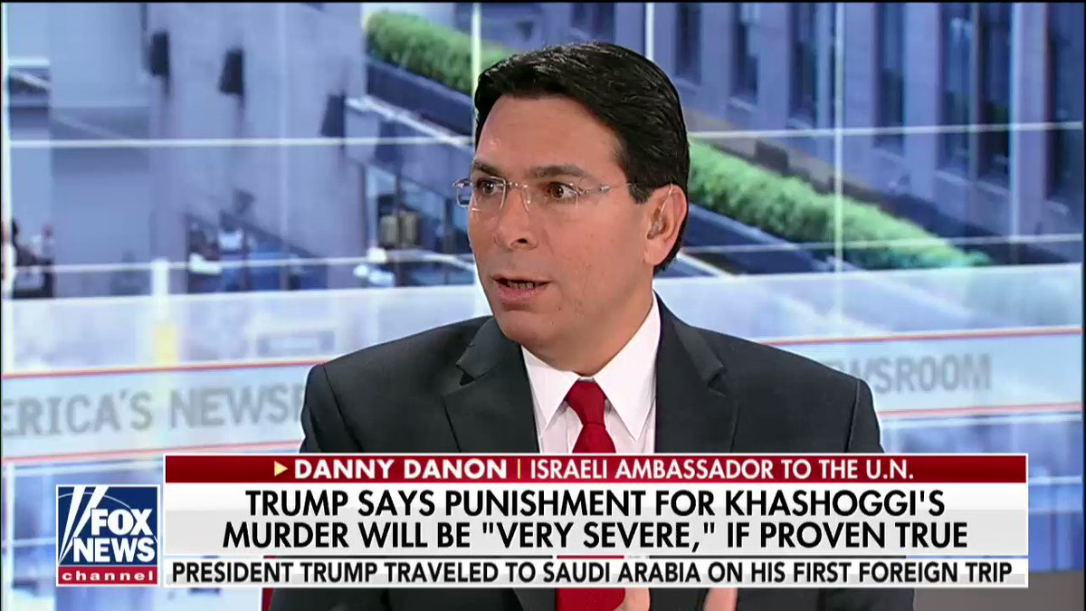 .@dannydanon: 'We need answers from the Saudis and President Trump was very clear about that.' https://t.co/2DTxEntpjO
