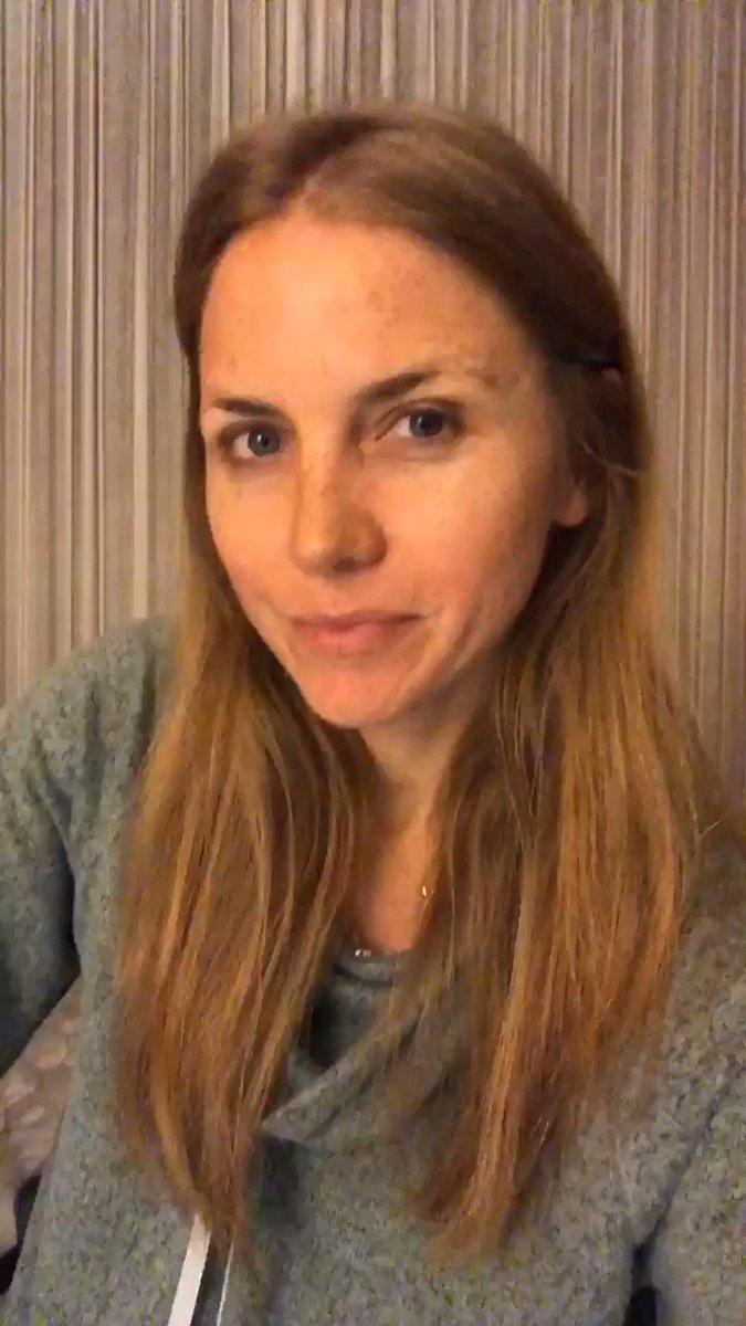 Jenna Lee  - - check out twitter @JennaLeeUSA