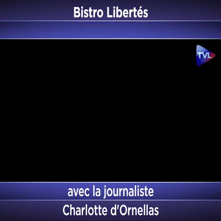 Bistro Libertés avec la journaliste Charlotte d\