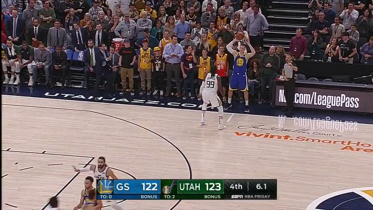 JONAS JEREBKO FOLLOWS IT IN! #DUBNATION https://t.co/bUC37mR8QS
