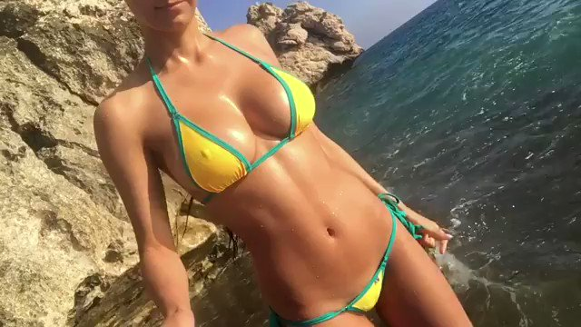 Helga Lovekaty  - Hello 🥰 twitter @helga_model