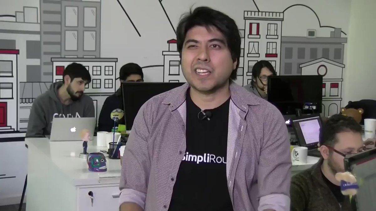 ��SimpliRoute: la aplicación chilena que ya tiene clientes en 16 países https://t.co/qi3MhLm4Fj #PulsoStartup https://t.co/JOU0IVcG7J