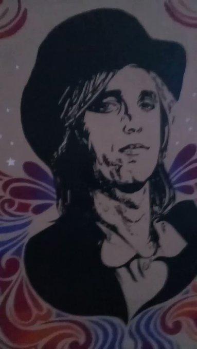 Happy birthday Tom Petty