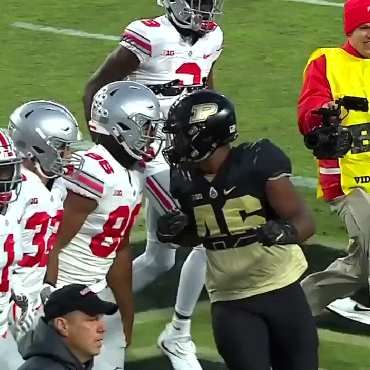 Here's how Purdue delivered an absolute stunner to No. 2 Ohio State.  (�� @MBUSA) https://t.co/IjanEBQe2P