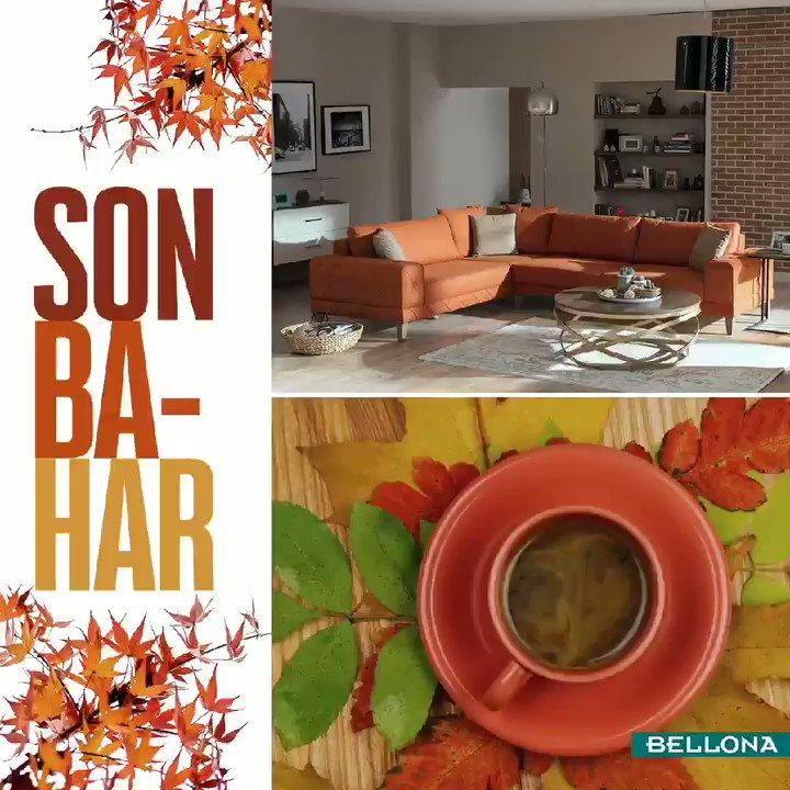 Sonbaharın renkleri ile tasarlanan, yaşam alanlarına sadeliği ve güzün güzelliğini getiren mobilya: Lantes http://bit.ly/LantesTakım#Bellona #TarzArayanaBellona #Autumn #Sonbahar