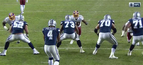 This play by the #Redskins may have put the nail in the Dallas #Cowboys coffin!!!! @wusa9 @WUSA9sports